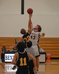 Men's Varsity Basketball, 12/05/06