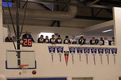 Men's Varsity Basketball, 12/12/08