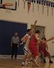 Bentley Men's Varsity Basketball vs. Gateway on 12/12/2008
