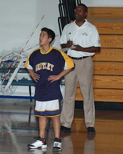 Men's Varsity Basketball, 12/16/06