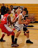 Bentley Men's Varsity Basketball vs. Quincy on 12/29/2009