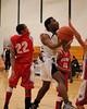Bentley Men's Varsity Basketball vs. Quincy on 12/29/2009