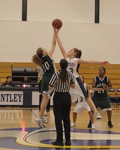 Women's JV Basketball, 01/08/07