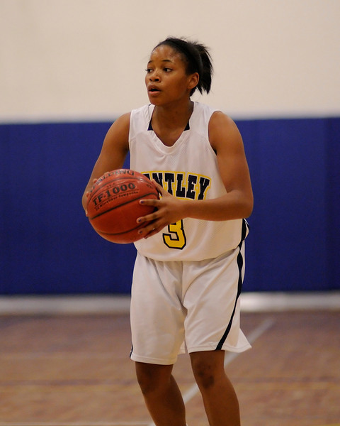Bentley Women's Varsity Basketball vs. College Prep on 01/07/2010