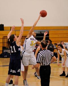 Women's Varsity Basketball, 01/07/10