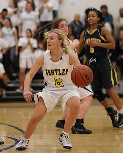 Women's Varsity Basketball, 01/21/11