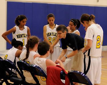 Women's Varsity Basketball, 12/01/09
