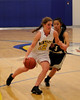 Bentley Women's Varsity Basketball vs. Lick-Wilmerding on 12/01/2009