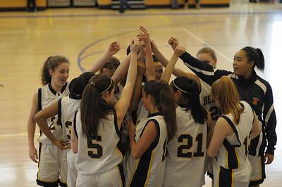 Women's Varsity Basketball, 02/02/08
