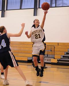 Women's Varsity Basketball, 12/15/07