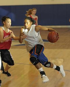 Women's Varsity Basketball, 11/15/08