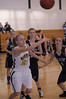 Bentley Women's Varsity Basketball vs. Bay School on 11/29/2008