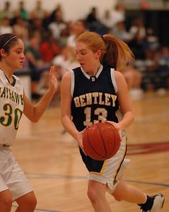 Women's Varsity Basketball, 02/16/07