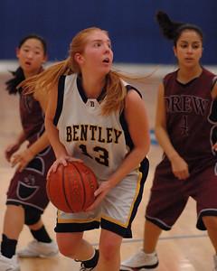 Women's Varsity Basketball, 01/06/07