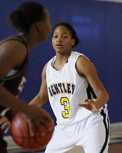 Women's Varsity Basketball, 01/07/09