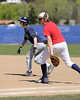 Bentley Faculty/Alumni/Parent Baseball Game vs The 2009 Varsity Baseball Team 04/04/2009