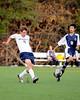 Bentley Men's JV Soccer vs. College Prep  on 10/09/2009