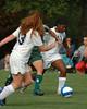 Bentley Women's Varsity Soccer defeats Head Royce 1-0 on 05/01/2007