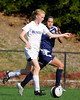 Bentley Women's Varsity Soccer defeats College Prep in the semi-finals of the BCL-East Women's Soccer Championship Tournament on 05/05/2009