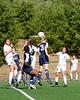 Bentley Women's Varsity Soccer vs. Head Royce in the BCL-East Women's Soccer Championship Tournament on 05/07/09