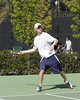 Bentley Men's Tennis vs. Chinese Christian on Apr. 8, 2010