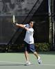 Bentley Men's Tennis vs. Chinese Christian on Apr. 8, 2010