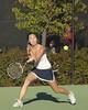 Bentley Women's Tennis vs. College Prep on 10/29/2008.
