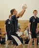 Bentley Men's Varsity Volleyball vs. Head-Royce on 03/17/2009
