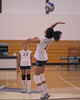 Bentley Women's JV-B Volleyball vs. Athenian on 09/25/2008