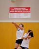 Bentley Women's JV-B Volleyball vs. Valley Christian on 10/23/2009