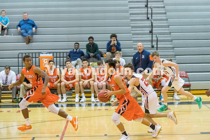 BBALL BWHS at HHS-2014