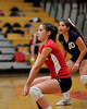 Campolindo Women's JV Volleyball vs. Acalanes on 10/27/09