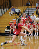 Campolindo Women's Varsity Volleyball vs. Alhambra on 10/05/10