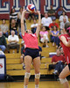 Campolindo Women's Varsity Volleyball defeats Miramonte in three on 10/11/11