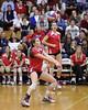 Campolindo Women's Varsity Volleyball vs. Albany on 11/16/11