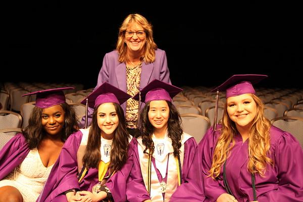 2017 Frontier High School Graduation