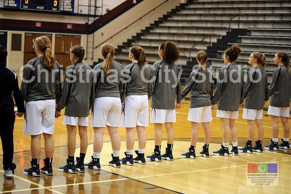 01/23/18 LHS Girls Varsity Basketball