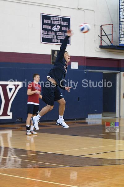 03/29/18 LHS Boys Varsity Volleyball