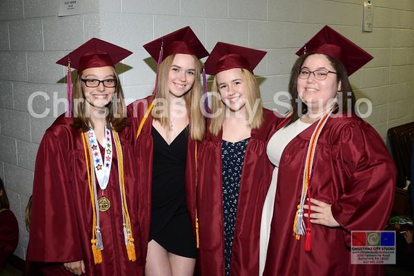 06/07/18 LHS Graduation Candids Cam 1