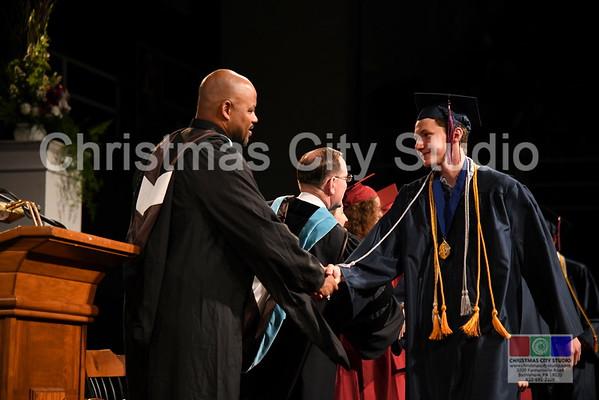 06/07/18 LHS Graduation Roll Call Left Side