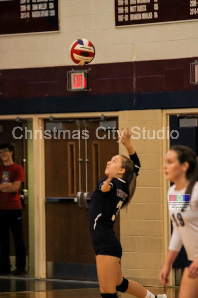 10/09/17 LHS Girls JV Volleyball