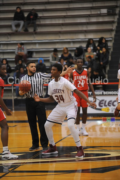 12/12/17 LHS Boys JV Basketball