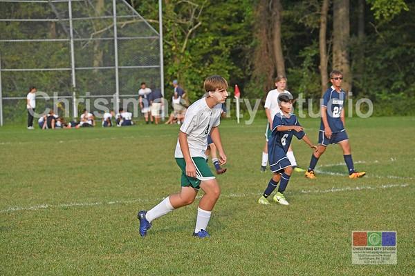 09/11/17 PAHS Boys JV Soccer