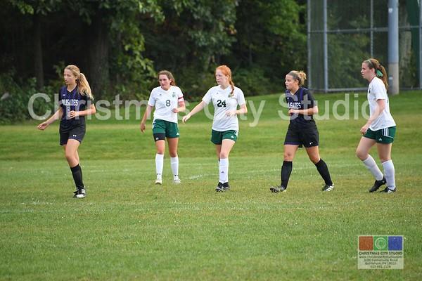 09/14/17 PAHS Girls V Soccer