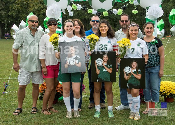 10/07/17 PAHS Girls V Soccer Senior Game
