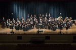 Summit High School Wind Symphony and T.A. Howard Middle School Honor Bands
