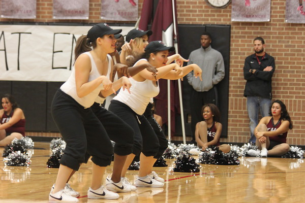 Timberview High School 2014 Play-off Game Pep Rally