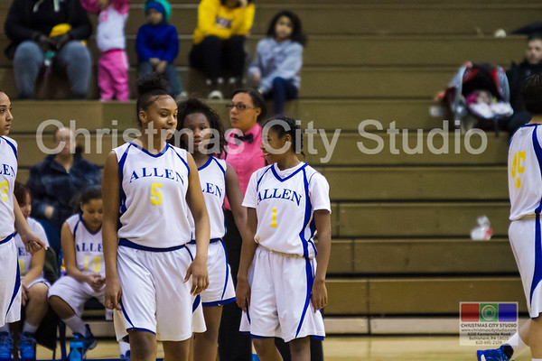 01/11/17 WAHS Girls JrHi Basketball