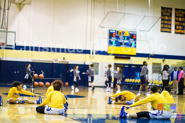01/11/17 WAHS Girls Jv Basketball