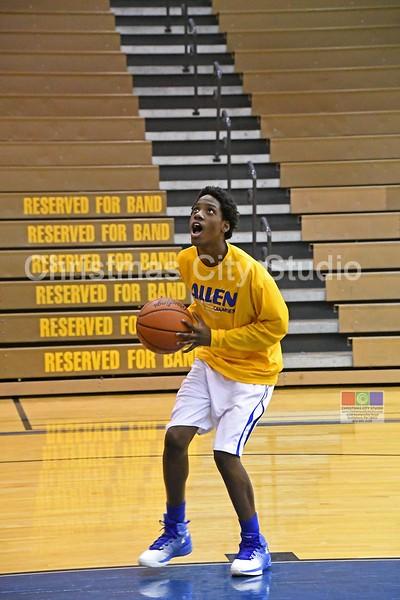 01/13/17 WAHS Boys JrHi Basketball